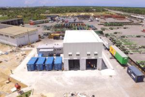 Proyecto: instalación de sistema de limpieza interior de cisternas alimentarias